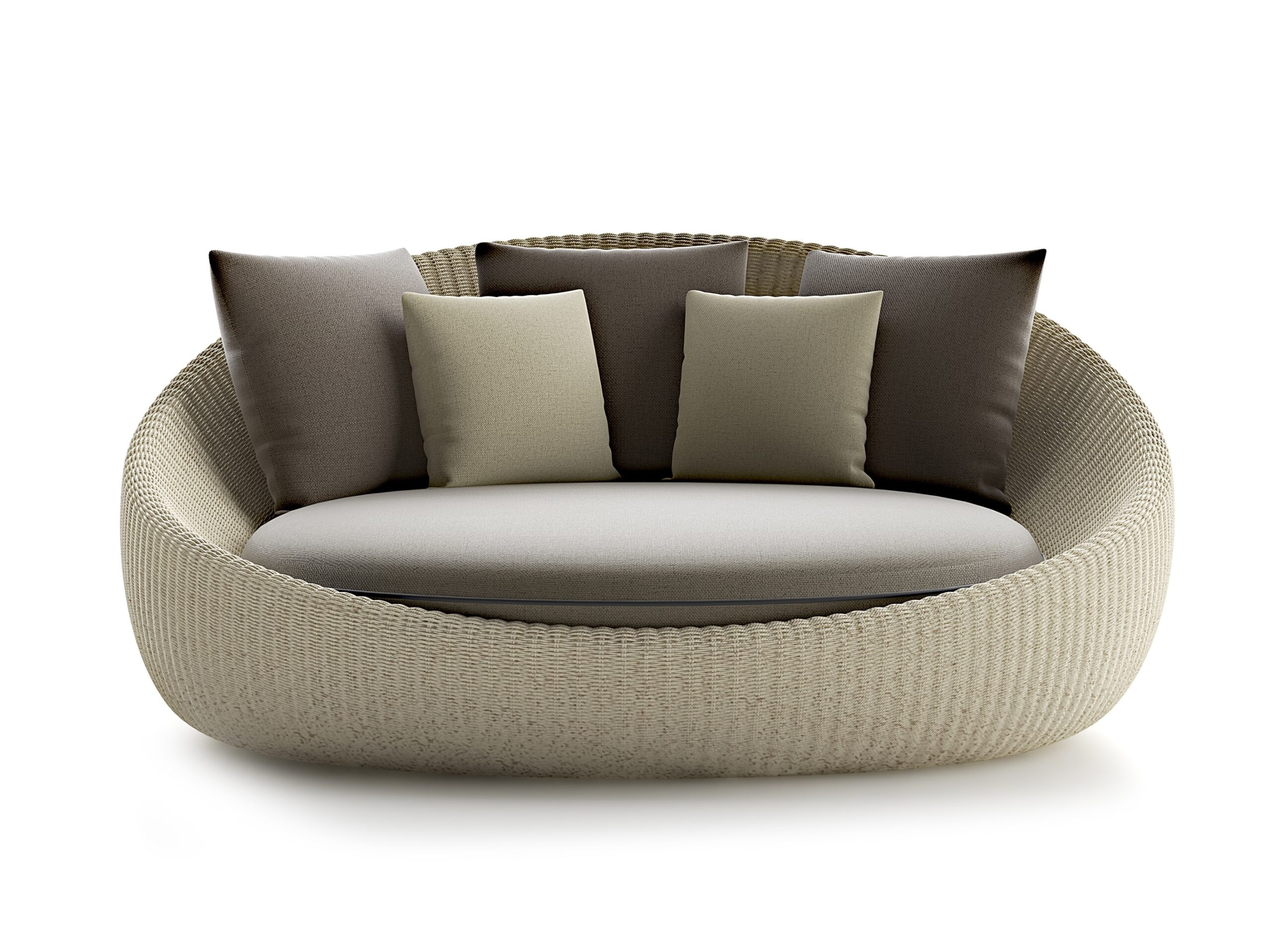 HN Daybed with Cushions
